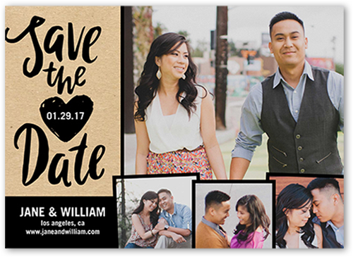 Crafted Love Save The Date