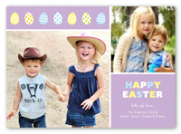 eggcellent easter card 5x7 photo