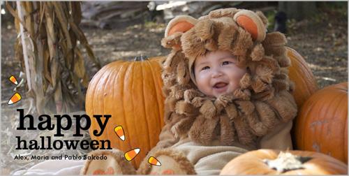 Treat N Greet Halloween Card
