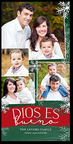 Momentos Pintados Tarjeta de Navidad