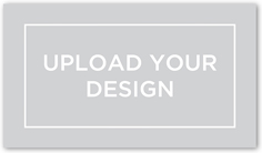 upload your own design wedding place card