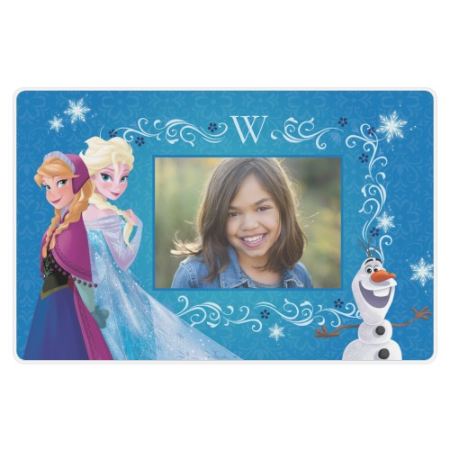 Disney Frozen Anna And Elsa Placemat