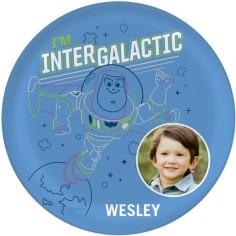 Disney Buzz Intergalactic  sc 1 st  Shutterfly & Personalized Disney Dinner Plates | Shutterfly