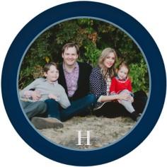 established family plate