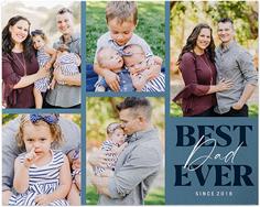 best dad collage puzzle