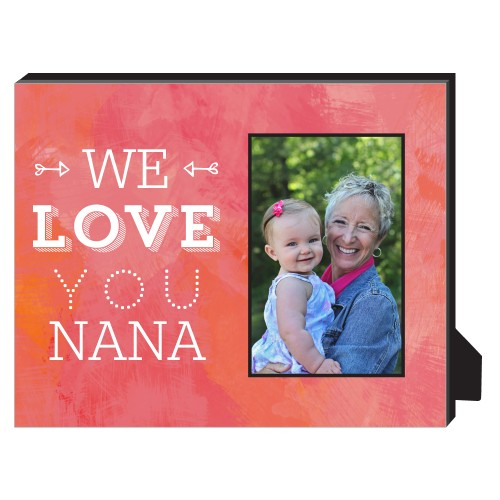 We Love You Custom Picture Frames Shutterfly