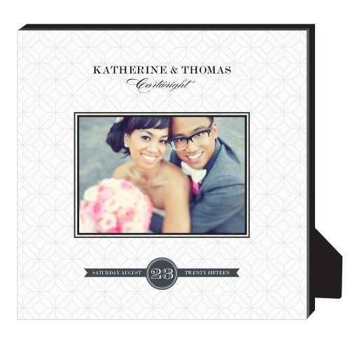 Clic Wedding Personalized Frame