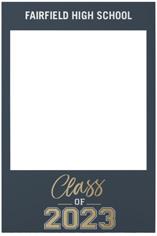 classic class spirit selfie frame