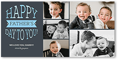 banner day fathers day card