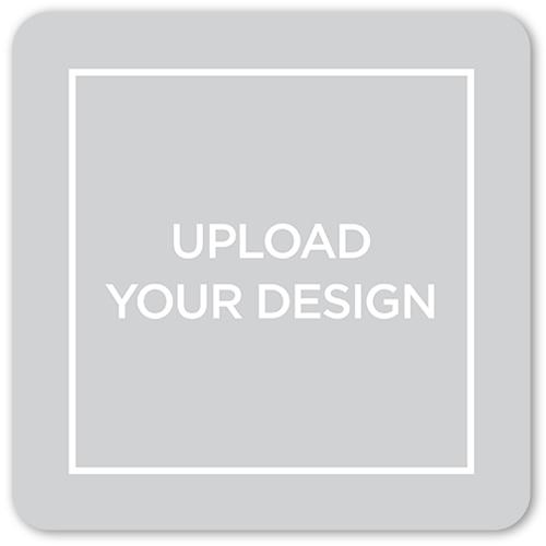 Upload Your Own Design Baptism Invitation