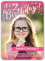 Pink girl birthday invitations princess invitations shutterfly cupcake party girl birthday invitation from 055 028 princess pink filmwisefo