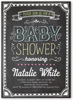 Boy Neutral Baby Shower Invitations | Custom Baby Shower Invites |  Shutterfly