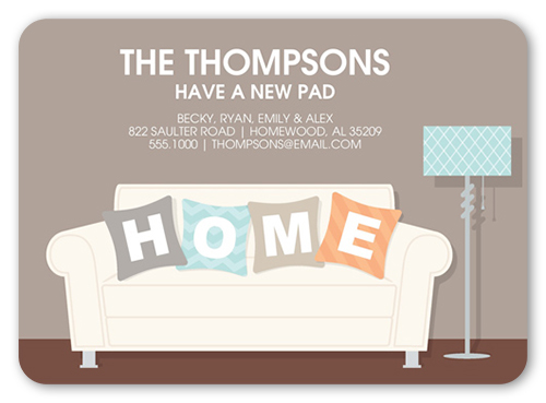 Our New Pad Moving Announcement