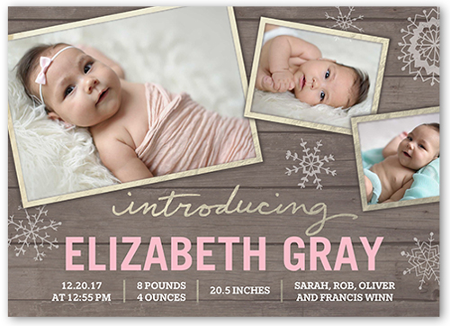 Twin Birth Announcements – Birth Announcements Shutterfly