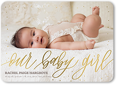 Birth Announcements & Baby Birth Announcement Cards   Shutterfly