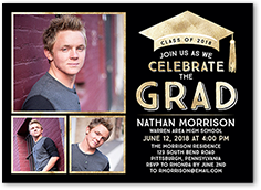 Graduation party invitations shutterfly filmwisefo