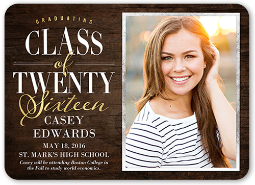 law school graduation photo ideas - Hope And Future 5x7 Stationery Card by Stacy Claire Boyd