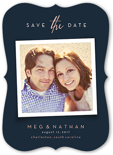 Effortless Love Save The Date