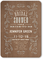 4ba51ed945b6 Bridal Shower Invitations   Wedding Shower Invitations