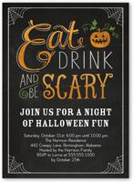 Halloween Invitations | Shutterfly