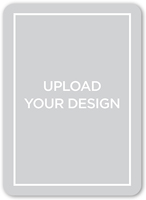 upload your own design valentines card 5x7 flat