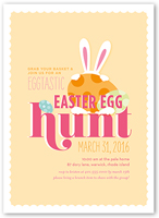 Easter invitations easter party invitations shutterfly eggtastic egg hunt easter invitation maxwellsz