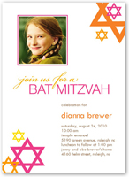 Bar Mitzvah Invitations Bat Mitzvah Invitations Shutterfly