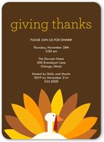 thanksgiving invitations shutterfly