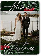 lovely season christmas card