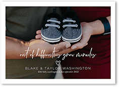 dreaming of you pregnancy announcement