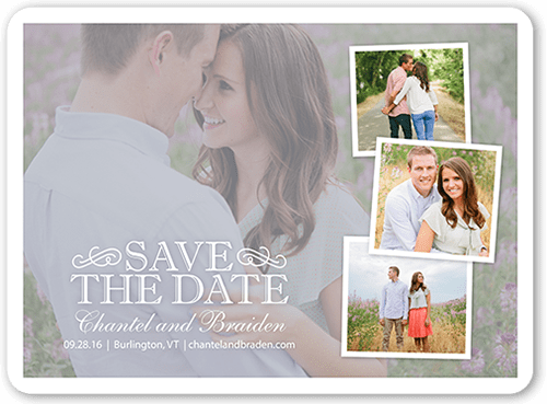 Exquisite Expression Save The Date