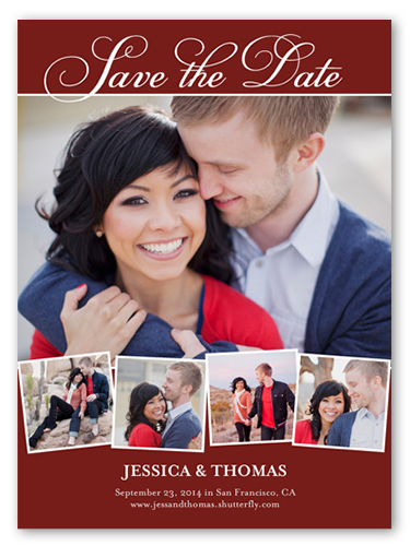 Our Story Save The Date