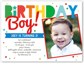 Invitation card for 7 year old boy purplemoon birthday party invitations for boys shutterfly invitation samples year old stopboris Choice Image