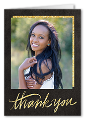 Graduation Thank You Cards 100 Happiness Guaranteed Shutterfly