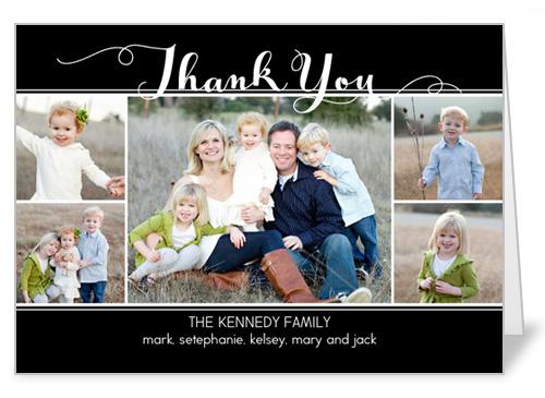 Favorite Frames Thank You Card