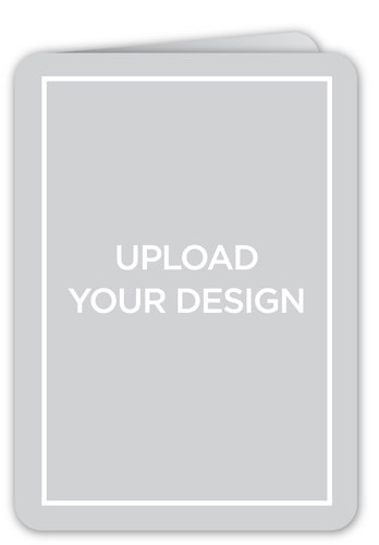 Upload Your Own Design Moving Announcement
