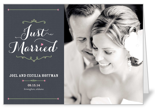 let the wedding planning commence - Shutterfly Wedding Invitations