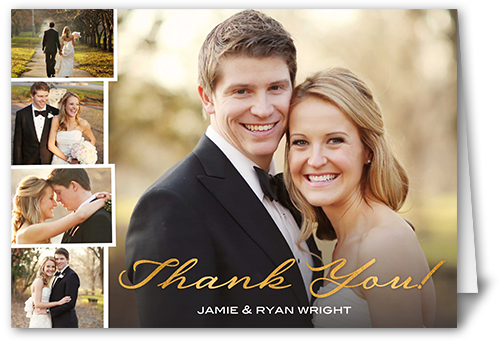 Gallery Of Gratitude 5x7 Thank You Cards Shutterfly