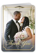 Thank You Card From 1 09 Clic Framed Love