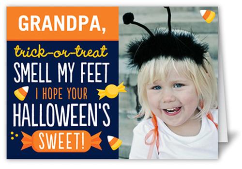 Hopeful Halloween Halloween Card