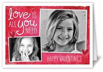 cherished love valentines card