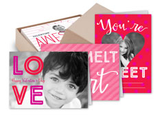 for your valentine mix match stationery set