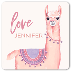 mama llama stickers