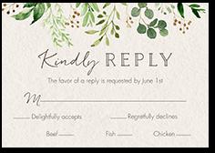 Wedding Rsvp Cards Response Cards Shutterfly
