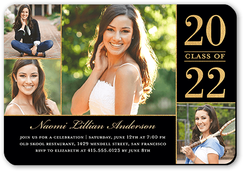 Proud Moment Graduation Graduation Party Invitation Shutterfly