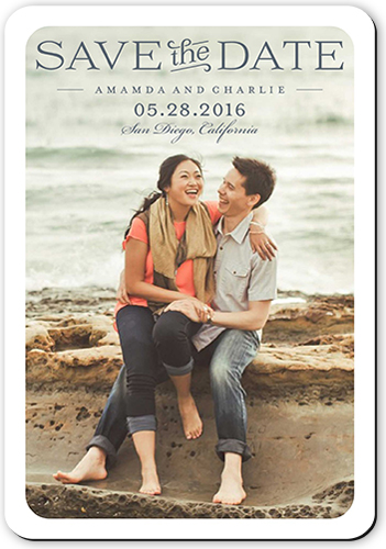 Delicate Date Save The Date
