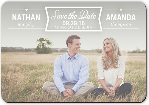 Everlasting Love Save The Date