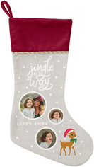 Personalized Christmas Stockings Shutterfly