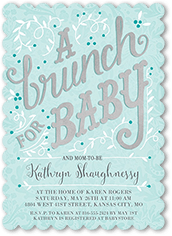 Baby Shower Invitations Tiny Prints