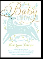 259b8df3a3d9 dear baby boy baby shower invitation